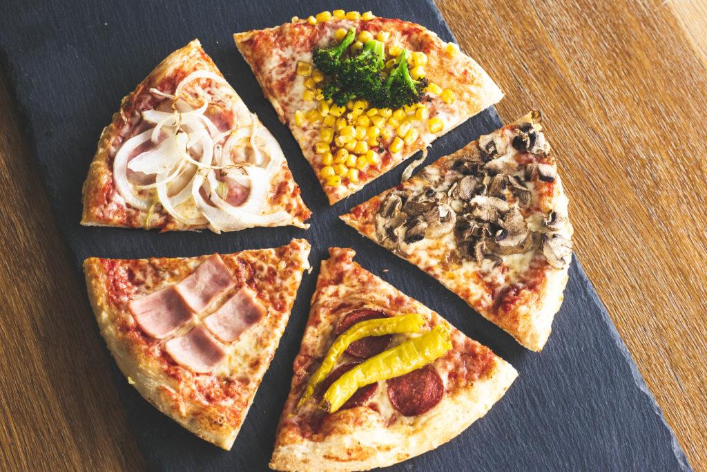 Pizza Carmel Brno